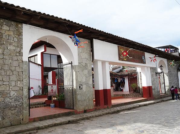 Mercado de Artesnías Matachiuj