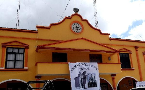 Presidencia Municipal, San Juan Chamula, cicloturismo