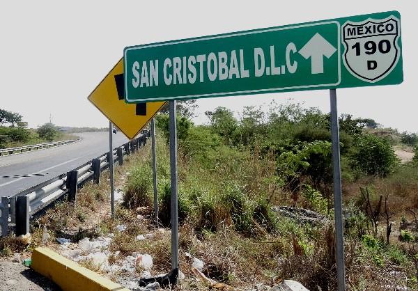 Rodada rumbo a San Cristóbal de las Casas Chiapas